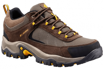 Columbia Men's Granite Ridge Waterproof Hiking Sneaker