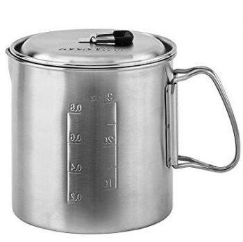 Solo Stove Pot 900 Backpacking Pot