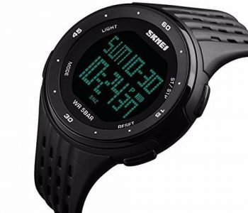 CakCity Waterproof Digital Watch
