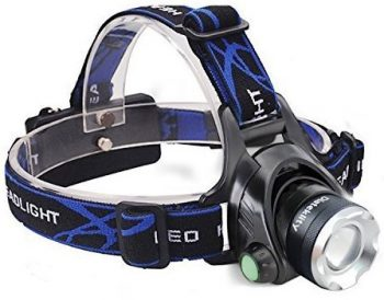 Diateklity Super Bright LED Headlamp