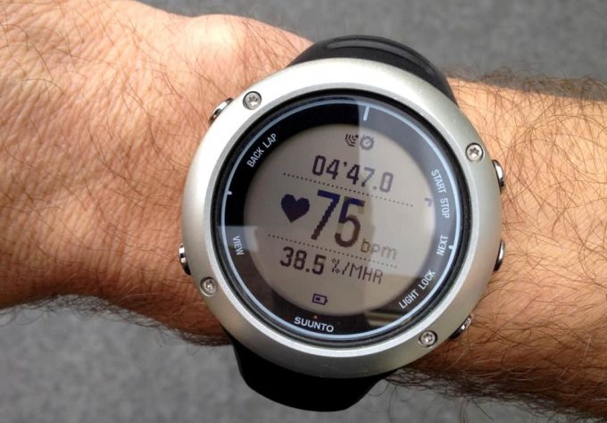 Fitness Watch Functions