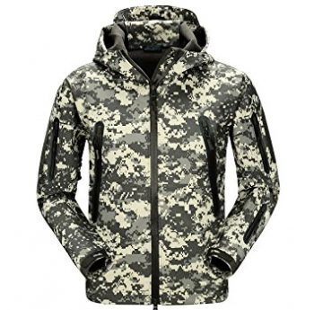 Free Soldier Waterproof Tactical Jacket