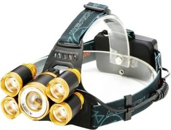 LED Headlamp,SGODDE