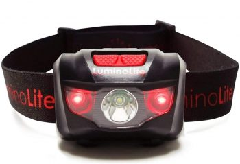 LuminoLite Ultra Bright Cree LED Headlamp