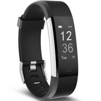 MoreFit Slim HR Fitness Tracker Watch