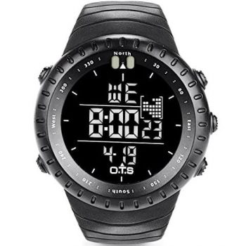 PALADA Sports Digital Wrist Watch
