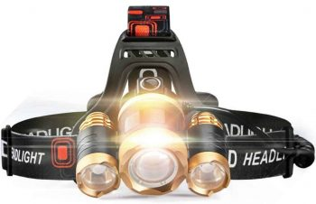 STCT Street Cat CREE LED Headlamp