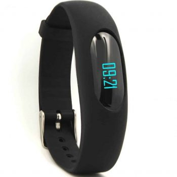 Willful Non-Bluetooth Pedometer