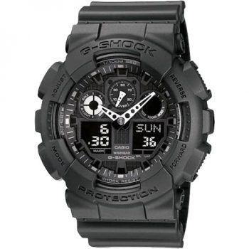 Casio G-Shock GA 100-1A1 Watch
