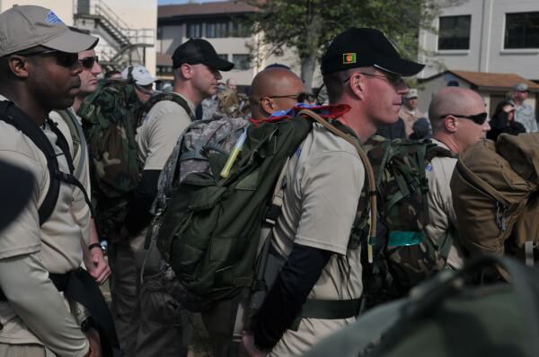 Group rucking